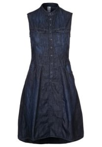 G-Star Denim dress - blue