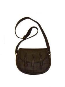 Sporran Style bag in Kinloch Anderson Glencheck