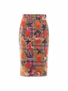 Vivienne Westwood Anglomania tartan skirt