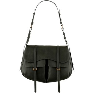 Radley Grosvenor Large Flap Shoulder Handbag from John Lewis Polyvore.com