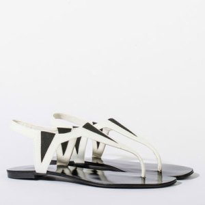 Charles & Keith Duo-tone sandals