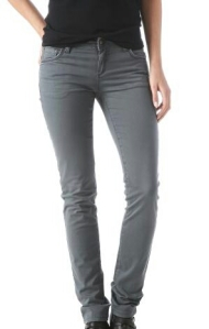 Promod streach cotton grey jeans