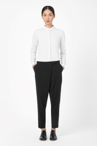 COS CROSSOVER FRONT TROUSERS