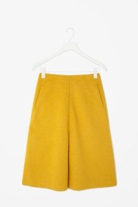 COS WOOL MOHAIR SKIRT