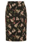 Uttam boutique bird tapestry skirt