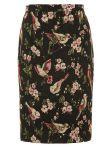 Uttam boutique bird tapestry skirt