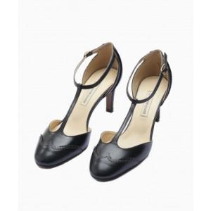 L' Autre Chose t-bar shoes