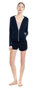Filippa K  Soft sport cashmere hoodie