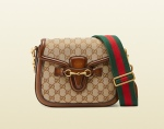 Gucci Lady web original GG canvas shoulder bag