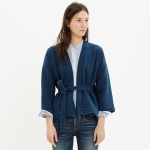 Madewell kimono swing jacket
