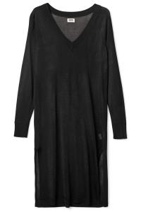 MTWTFSS Weekday Light knit dress - Black
