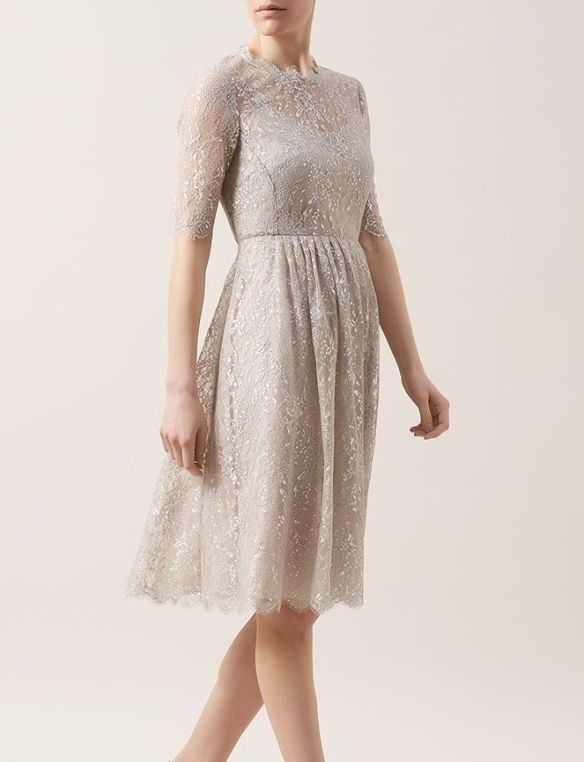 Hobbs Sara Lace Dress
