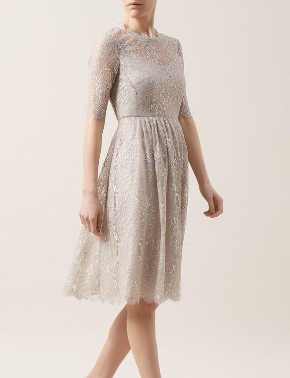 Hobbs Sara Lace Dress