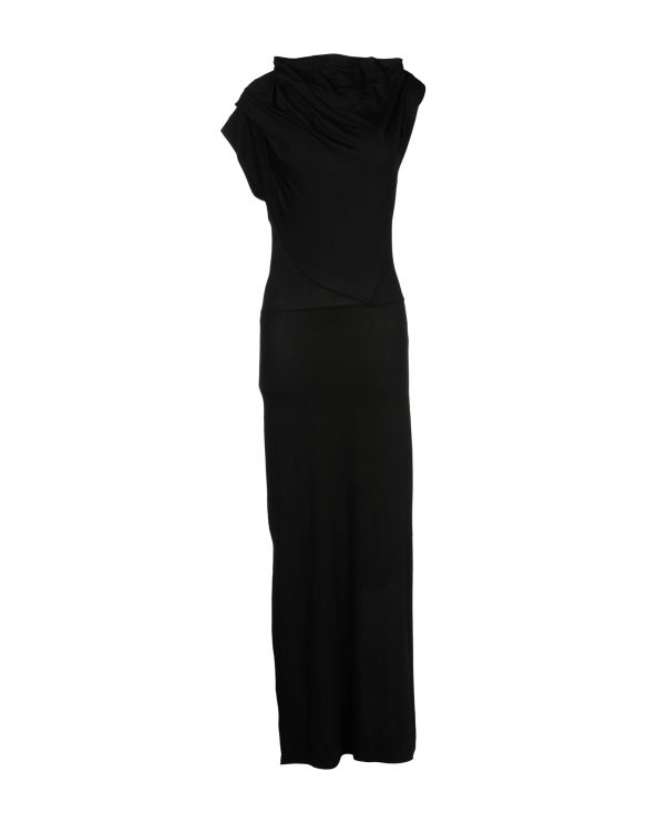 VIVIENNE WESTWOOD ANGLOMANIA Long dress black