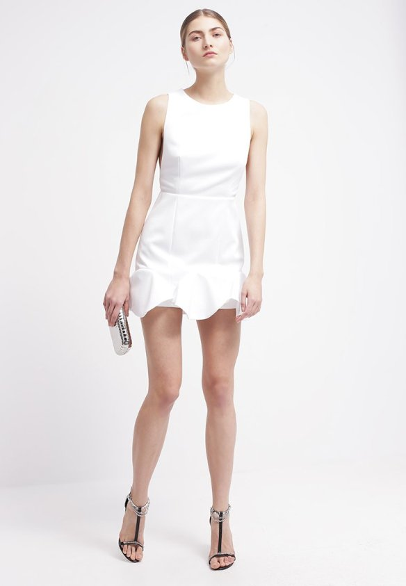 Finders Keepers SAIL AWAY - Cocktail dress : Party dress - white