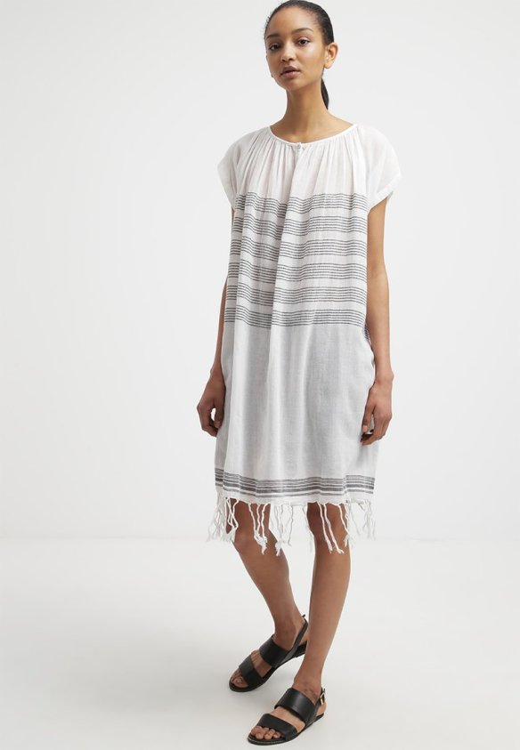 Noa Noa Summer dress - chalk