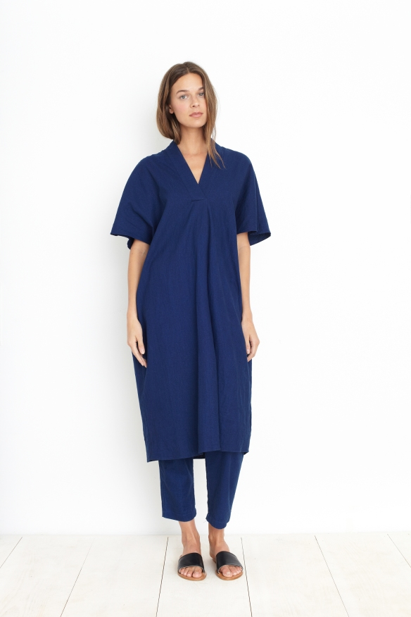 Apiece Apart ELENA KAFTAN DRESS