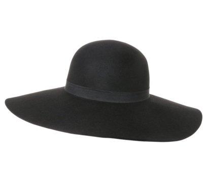 Miss Selfridge FLOPPY - Hat - black