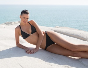 Violet Lake London Paris bikini top + Carver bottom