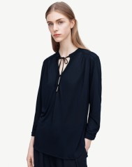 Filippa K String blouse top black