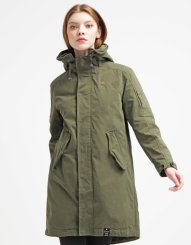G-Star ROVIC BF PARKA - Parka - bright green