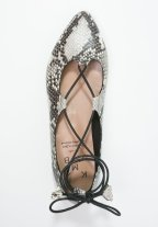 KMB PAN - Ballet pumps - grey
