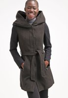 ONLY ONLCHRISTIE - Classic coat - black olive
