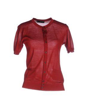 DSQUARED2 Cardigan red