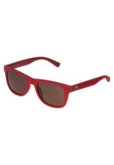 Lacoste Sunglasses - matt red