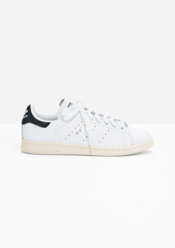 & Other Stories Adidas Stan Smith black/white