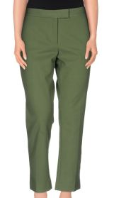 JOSEPH Casual trouser in military green