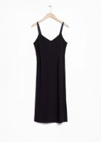 &Other Stories Viscose Dress black