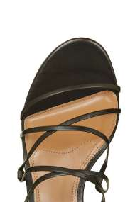 TOPSHOP NAVAJO Strappy Mid Sandals black (detail)