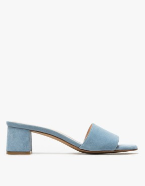 Need Supply Co. CLASSIC MULE IN BLUE%0AMarais USA .