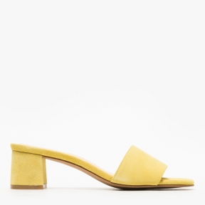 Need Supply Co. CLASSIC MULE IN YELLOW%0AMarais USA .