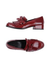 WHAT FOR Moccasins maroon