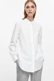 COS-slim-fit-cotton-shirt-white