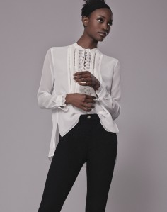 ME + EM lace-trim-silk-blouse-georgette-soft-white