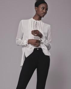 ME + EM lace-trim-silk-blouse-georgette-soft-white
