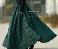 2015-autumn-fashion-long-font-b-plaid-b-font-font-b-skirt-b-font-vintage-maxi