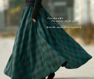 2015-autumn-fashion-long-font-b-plaid-b-font-font-b-skirt-b-font-vintage-maxi