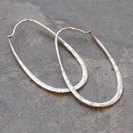 otisjaxon-oval-drop-hoop-earrings-in-sterling-silver
