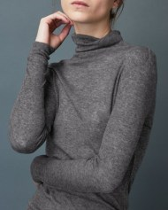 toast-fine-wool-tencel-polo-neck-grey