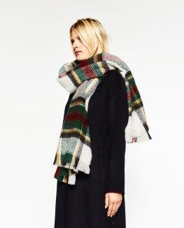 zara-super-soft-checked-scarf